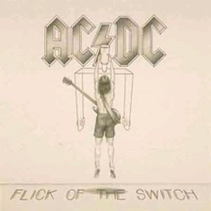 AC/DC - Flick of the Switch cover art