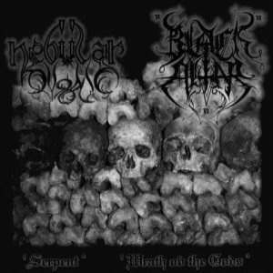 Black Altar - Serpent/Wrath ov the Gods cover art