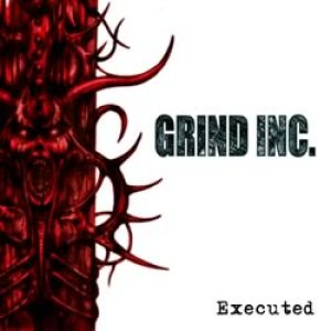Grind Inc. - Executed cover art
