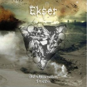 Ekser - The Obliteration Process cover art