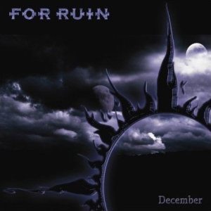 For Ruin - December cover art