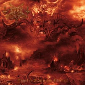 Dark Funeral - Angelus Exuro Pro Eternus cover art