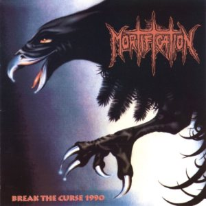 Mortification - Break the Curse cover art