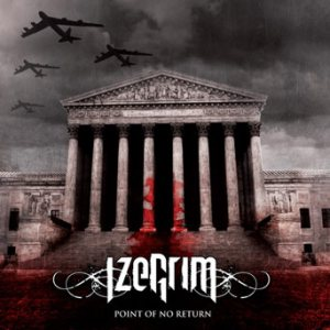 Izegrim - Point of no Return cover art