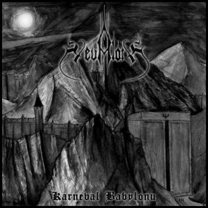 Nevaloth - Karneval Babylonu cover art