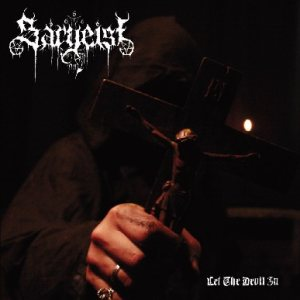 Sargeist - Let the Devil In cover art