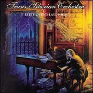 Trans-Siberian Orchestra - Beethoven's Last Night cover art