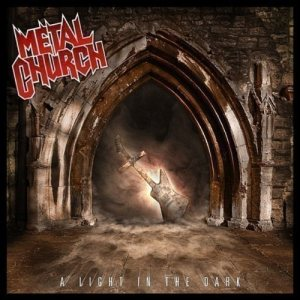 Metal Church - A Light in the Dark cover art