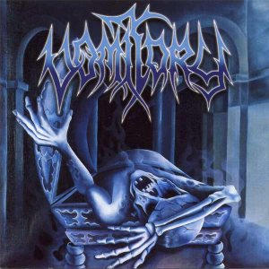 Vomitory - Redemption cover art