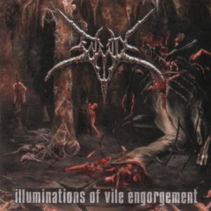 Enmity - Illuminations of Vile Engorgement cover art