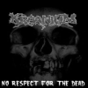 Kraanium - No Respect for the Dead cover art
