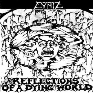 Cynic - Reflections of a Dying World cover art