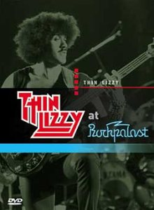 Thin Lizzy - Rockpalast cover art