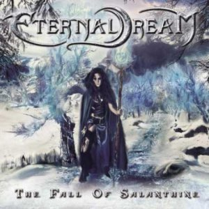 Eternal Dream - The Fall of Salanthine cover art