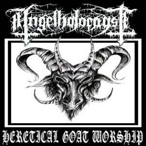 Angelholocaust - Heretical Goat Worship cover art