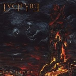 Lvcifyre - Svn Eater cover art