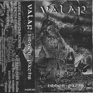 Valar - Hidden Paths cover art