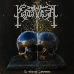 Katavasia - Sacrilegious Testament cover art