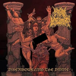 Infinite Defilement - Disemboweling the Divine cover art
