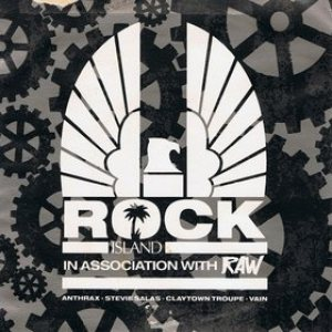 Anthrax - Rock Island in Association with Raw cover art