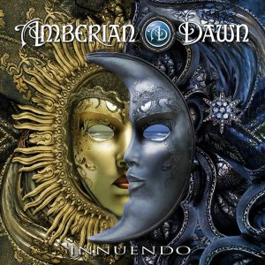 Amberian Dawn - Innuendo cover art