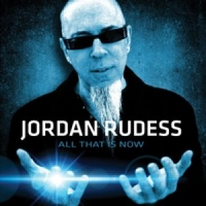 Jordan Rudess - All That Is Now cover art