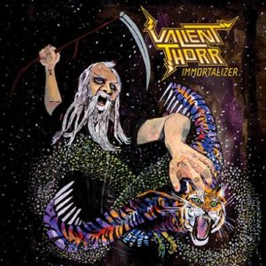 Valient Thorr - Immortalizer cover art