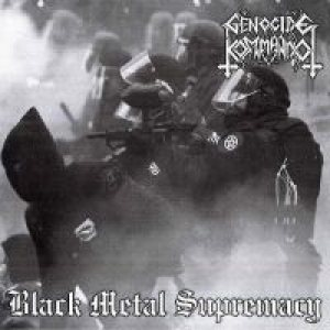 Genocide Kommando - Black Metal Supremacy cover art