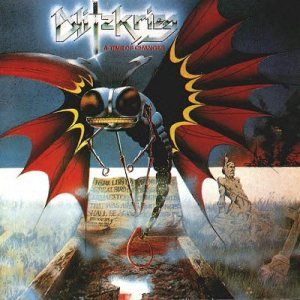 Blitzkrieg - A Time of Changes cover art
