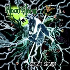 Blood Storm - Sirian Storm cover art