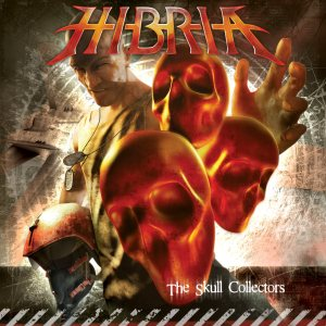 Hibria - The Skull Collectors cover art