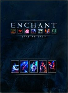 Enchant - Live At Last cover art