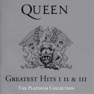 Queen - The Platinum Collection cover art