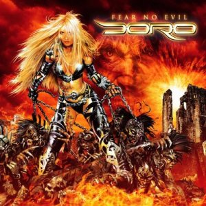Doro - Fear No Evil cover art