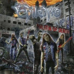 Evil One - Militia of Death cover art