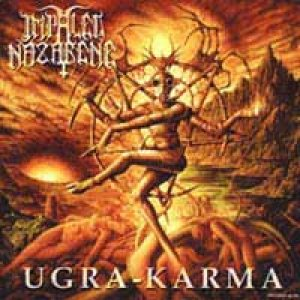 Impaled Nazarene - Ugra-Karma cover art
