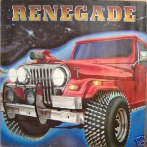 Renegade - Renegade cover art