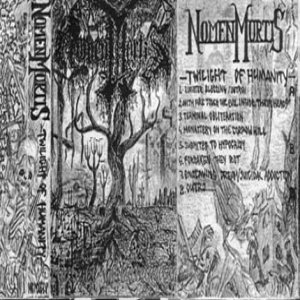 Nomenmortis - Twilight of Humanity cover art