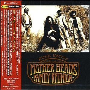 Richie Kotzen - Return of the Mother Head's Family Reunion cover art