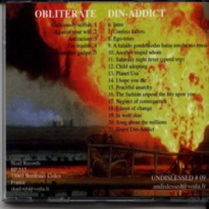 Obliterate - Obliterate / Din-Addict cover art