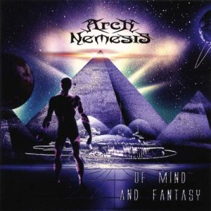 Arch Nemesis - Of Mind and Fantasy cover art