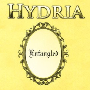 Hydria - Entangled cover art