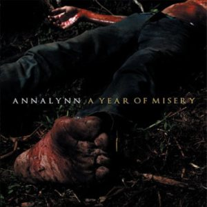 Annalynn - A Year of Misery cover art