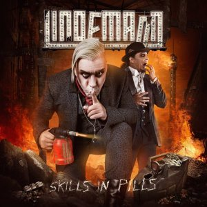 Lindemann - Skills in Pills cover art