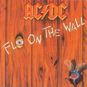 AC/DC - Fly on the Wall cover art
