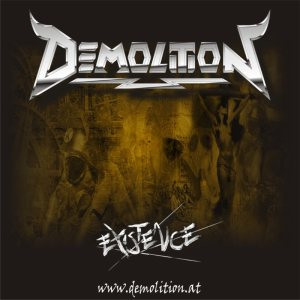 Demolition - Existence cover art