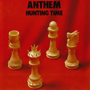 Anthem - Hunting Time cover art
