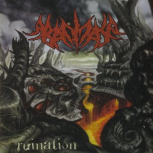 Abacinate - Ruination cover art