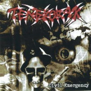 Tengkorak - Civil Emergency cover art