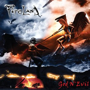 Fireland - God n' Evil cover art